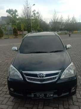 Toyota avanza G 2011 nopol B jakarta