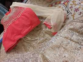 Lehnga choli in brand new condition 10 to 12 year girl