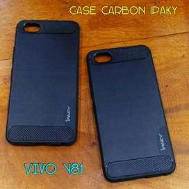 Case Carbon Ipaky Vivo Y81