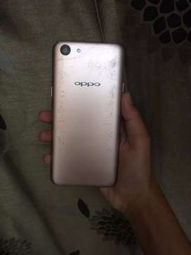 Oppo phone new condition 1 yr used only 64 GB
