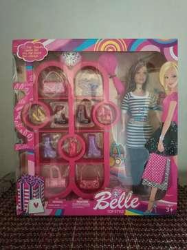 Boneka anak BELLE