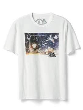 Kaos original Murah GAP edisi star wars aniversary 40th