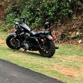 Harley Davidson 48( forty eight )Black