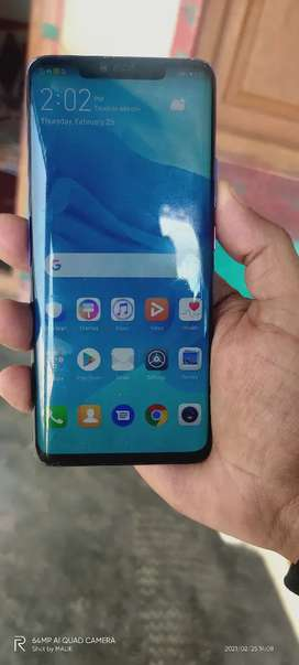 I'm selling Huawei mate 20 pro non PTA...