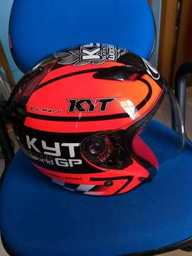 Helm kyt dj maru goes to world gp ukuran m