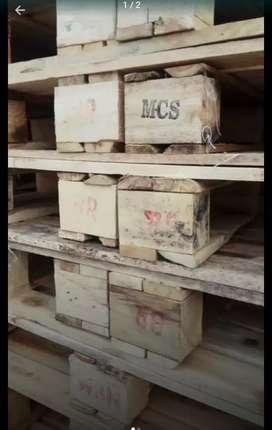 Palet kayu great A