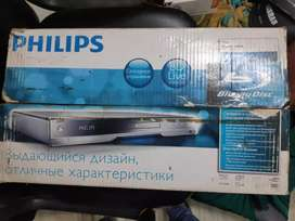 Untouched PHILIPS blue ray player BDP 7500