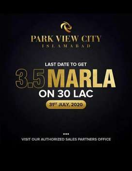 Park view city islamabad
