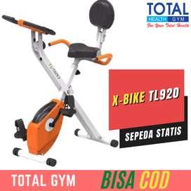 Sepeda fitness/sepeda statis murah X BIKE TL-920 COD BANYUMAS