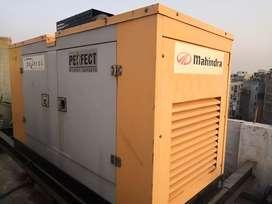40 KVA Mahindra Silent Generator
