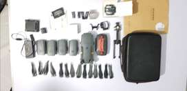 DJI Mavic Pro Fly More Combo with lots of accessories