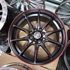 Velg mobil R15 Picanto morning Datsun Avanza Xenia Yaris cicilan 0%