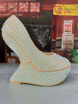 Sepatu heels beling
