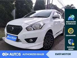 [OLXAutos] Datsun Go Panca 1.2 Bensin 2016 M/T Putih #EM31 Motor