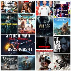 Original Ps5 & Ps4 games @Rs300 only Summer Offer for limited time