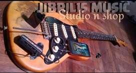 Sparepart Gitar dan Bass