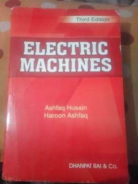 Electric machine by asfaq Hussain