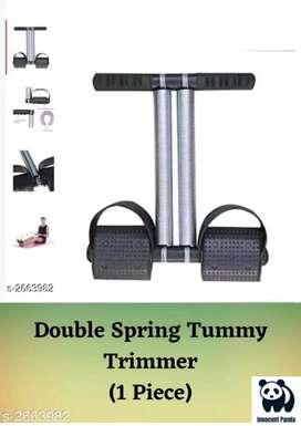 Double SpringTummy Trimmer