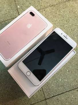 Refurbished Apple I Phone 7+ are available on Good price with COD serv