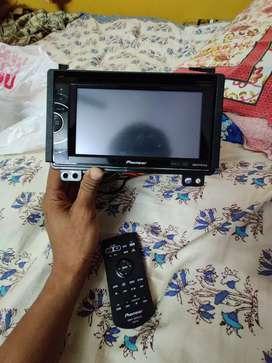 Pioneer AVH-1600 DVD