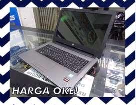 Laptop HP 14 Intel Core i3-6006U Skylake - HARGA OKE !