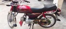 7400Rpm  bike is good condition