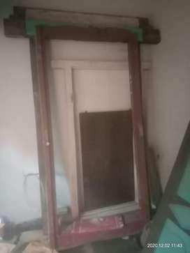 Door and home chowcat