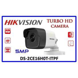 DS-2CE16HOT-ITPF Camera Hikvision Outdoor 5MP