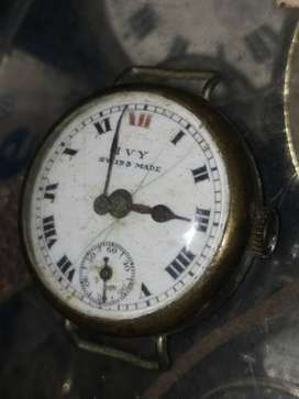 Rare antique wristwatch of 1920s need attention