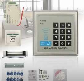 Electric access control door locks system magnetic lock rfid device