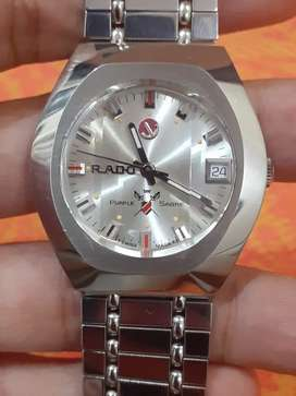 PURPLE SABRE BEAUTIFUL RADO GENTS AUTOMATIC WATCH