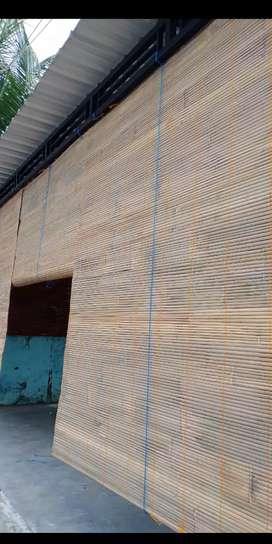 Adem ayem tirai bambu