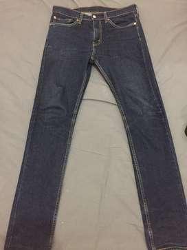 Jeans levis slim fit size W 31 L 32