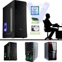 CPU Komputer Core I5 rakitan baru - GARANSI RESMI RUSAK GANTI BARU