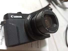 Canon powershoot g7x mark II 2