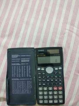 Casio Scientific Calculator(Calsey)