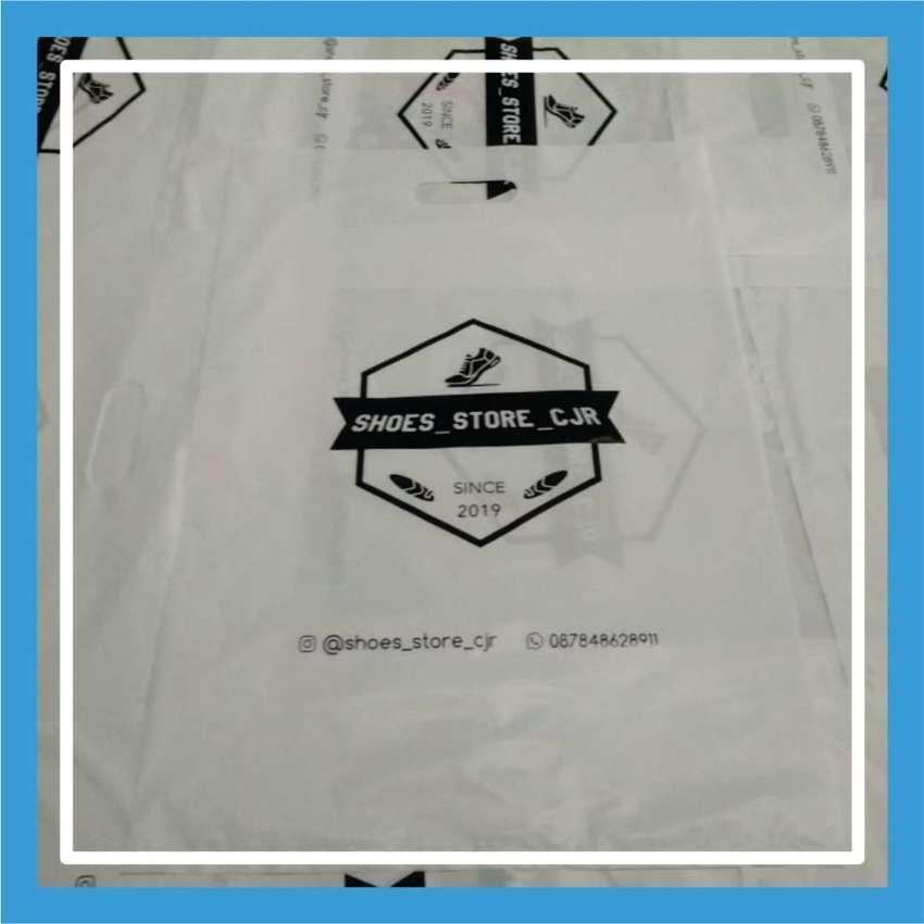 Sablon Tas Plastik Plong HD & Ziplock Murah Bangka Tengah Kab. 0