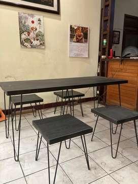 Perabot Ex-Cafe. Jual Borong Murah !!