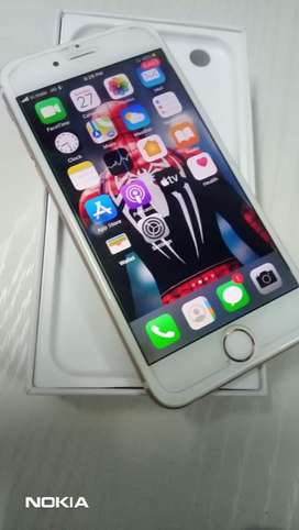 Iphone 6s 64GB is for sale price negotiable is available