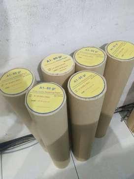 Readi Kertas Hvs Roll A1 80gr 50m - DEBBY Globalindo