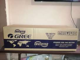 Gree DC Inverter AC 1.5 Ton Hot And Cool