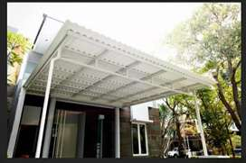 Canopy aldiron anti karat dan berkwalitas tinggi