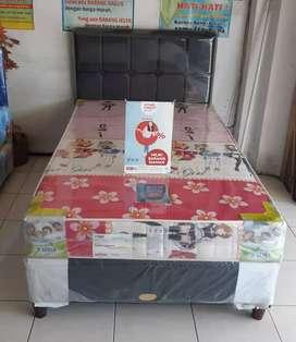 Promo kredit spring bed acc langsung tanpa dp