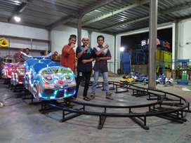 Mini coaster odong odong kereta panggung RAA