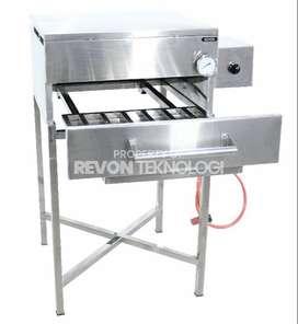 Oven lapis Legit Premium stainless steel bisa custom di Pekanbaru