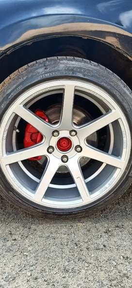 17 inch 9J alloy. Good condition