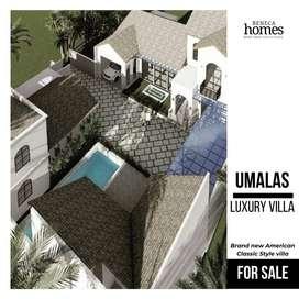 New Luxury American Classic Villa di Umalas