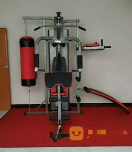 home gym 3 sisi termurah