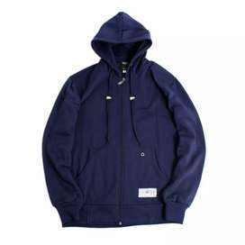 Hoodie Polos Series Flacee Navy Wolv L XL