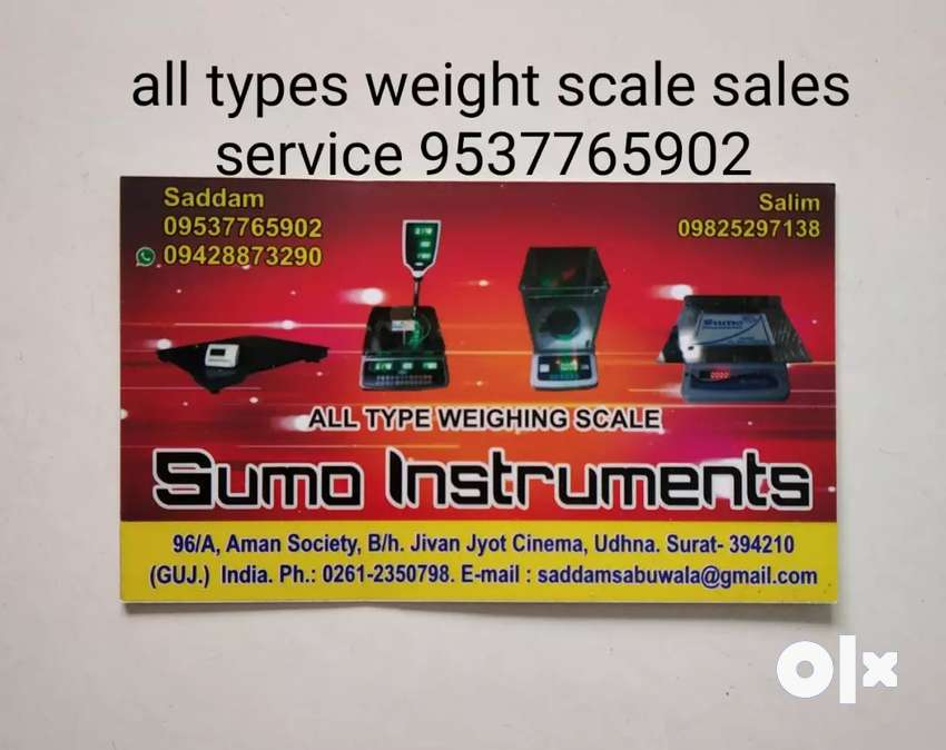Sales service digital wajan kata 5 + 1 FREE 0